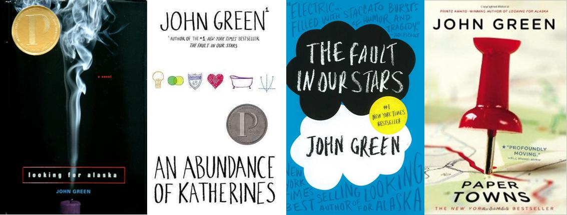 Looking For Alaska Book: Book Reviews: 4 By John Green
